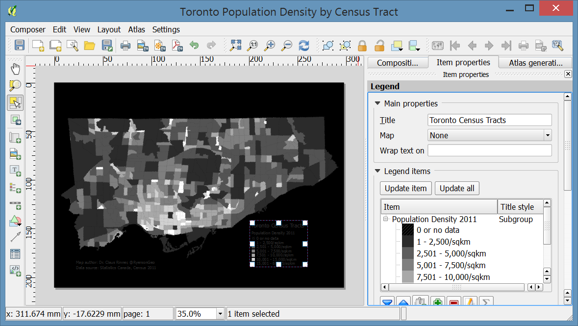Geospatial Data Preparation for 3D Printed Geographies
